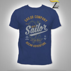 Camiseta Sailor Azul
